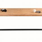 Casca-table a manger-Metal Noir-3