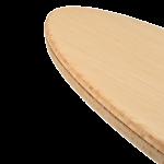 Bambou table a manger ronde-3