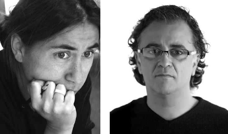 Carlos Mendonça en Alzira Peixoto zijn de ontwerpers van de NuSpa & Moon design meubels